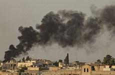 Thổ Nhĩ Kỳ tiếp tục tấn công các thị trấn biên giới ở Syria
