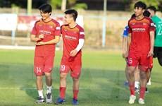 Khả năng Tuấn Anh vắng mặt trong trận đấu với Indonesia