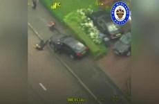 [Video] Kẻ cướp ôtô cán xe lên người cảnh sát Anh bị bắt