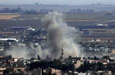 Syria: Quân đội sát cánh cùng lực lượng người Kurd ở khu vực Đông Bắc