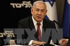 Thủ tướng Israel Benjamin Netanyahu nỗ lực thành lập chính phủ mới