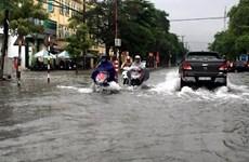 Trung Bộ tiếp tục mưa dông, cảnh báo nguy cơ lũ quét và ngập úng