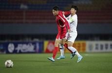 [Video] Đoàn đội tuyển Hàn Quốc tố Triều Tiên thi đấu thiếu fair-play