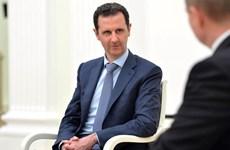 Tổng thống Assad thảo luận với Nga đề giảm căng thẳng ở Đông Bắc Syria