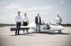 Mẫu taxi máy bay đầu tiên trên thế giới đạt vận tốc 100km mỗi giờ