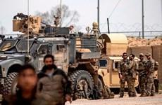 Binh sỹ Mỹ rút khỏi Syria không được phép ở lại Iraq