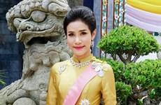 [Video] Hoàng quý phi Sineenat Wongvajirapakdi bị tước bỏ tước hiệu