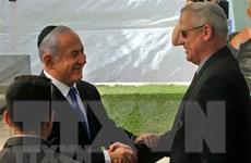 Tổng thống Israel chỉ định đảng Xanh-Trắng thành lập chính phủ mới