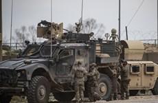 Mỹ tăng cường hiện diện quân sự gần các mỏ dầu Syria