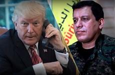 Thổ Nhĩ Kỳ cảnh báo Mỹ về cuộc gặp Tổng tư lệnh người Kurd