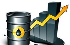 Giá dầu thế giới ghi nhận tuần tăng mạnh nhất trong hơn một tháng
