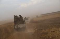 [Video] Quân đội Thổ Nhĩ Kỳ giao tranh dữ dội với lực lượng người Kurd