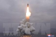 Nhật Bản họp khẩn về vụ phóng tên lửa của Triều Tiên