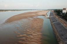 [Video] Thái Lan: Mực nước sông Mekong đã thấp ở mức kỷ lục