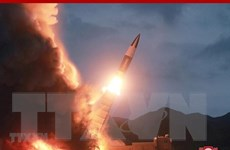 Chủ tịch Triều Tiên hoan nghênh việc phát triển thành công vũ khí mới