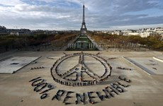 Pháp khẳng định Hiệp định Paris là 'không thể đảo ngược'