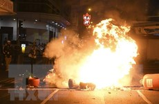 Trung Quốc ủng hộ chính quyền Hong Kong ổn định tình hình đặc khu