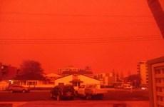 [Video] Cháy rừng tại Australia khiến bầu trời chuyển màu da cam
