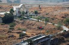 Jordan tuyên bố thu hồi toàn bộ đất cho Israel thuê