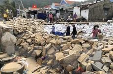 Ứng phó với bão số 6: Bình Định sơ tán gần 10.000 dân đến nơi an toàn