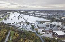[Video] Anh: Mưa lớn khiến nhiều nơi bị ngập úng nghiêm trọng