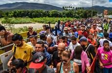 LHQ: Cần 1,35 tỷ USD để đối phó với dòng người tị nạn Venezuela