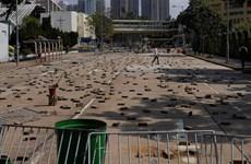 Nhiều trường đại học ở Hong Kong tuyên bố kết thúc học kỳ sớm
