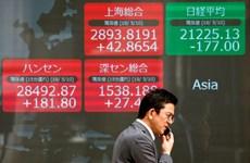 Đàm phán thương mại Mỹ-Trung tiến triển, chứng khoán châu Á tăng điểm