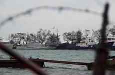 Nga trả lại các tàu hải quân bị bắt giữ của Ukraine