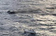 Thông tin mới nhất về vụ 6 thuyền viên Việt mất tích gần đảo Jeju