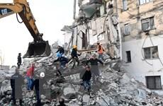 Động đất tại Albania: Số người thiệt mạng tăng lên 13 người