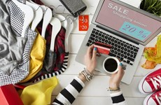 Doanh số bán trực tuyến sẽ tăng mạnh trong mùa mua sắm lễ hội tại Mỹ
