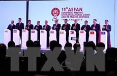 Hội nghị Bộ trưởng ASEAN về phòng, chống tội phạm xuyên quốc gia