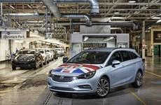 Anh: SMMT cảnh báo nguy cơ sản lượng ôtô sụt giảm mạnh vì Brexit
