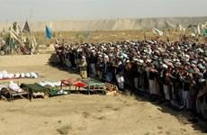 Afghanistan: Nổ mìn tại biên giới khiến nhiều trẻ em thiệt mạng