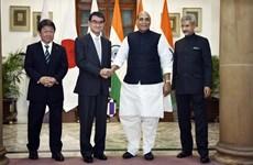 Ấn Độ đánh giá cao mối quan hệ với Nhật Bản trong khu vực