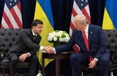 Tổng thống Ukraine tiếp tục phủ nhận thỏa thuận với người đồng cấp Mỹ