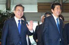 Cuộc gặp thượng đỉnh Nhật-Hàn đang được thu xếp ở Trung Quốc