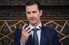 Tổng thống Assad thảo luận về Idlib, Đông Bắc Syria với phái đoàn Nga