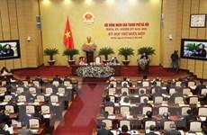 Khai mạc Kỳ họp thứ 11, Hội đồng nhân dân thành phố Hà Nội khóa XV