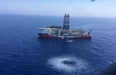 Cyprus kiện lên ICC việc Thổ Nhĩ Kỳ đưa tàu vào đảo của nước này