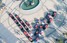 Gần 100 xe VinFast với hành trình 1.000km chinh phục địa đầu Tổ quốc