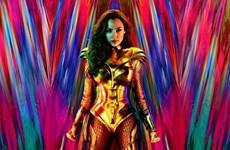 [Video] Wonder Woman 1984 tung trailer đầu tiên ngập sắc màu