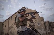 Quân đội miền Đông Libya giành kiểm soát một căn cứ quân sự phía Nam