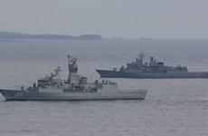 Hải quân Thổ Nhĩ Kỳ ép tàu Israel ra khỏi lãnh hải Cộng hòa Cyprus