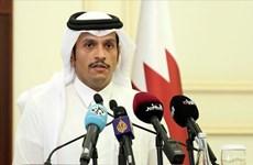 Qatar: Đàm phán với Saudi Arabia đã phá vỡ thế bế tắc