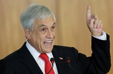 Chile: Tổng thống Sebastian Pinera tuyên bố không từ chức