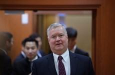 Đặc phái viên Mỹ về Triều Tiên gặp các quan chức Nhật Bản