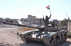 Phiến quân từ chối đầu hàng lực lượng Chính phủ Syria tại tỉnh Idlib