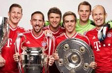 Bayern Munich: Những con số ấn tượng của một thập kỷ 2010-2019